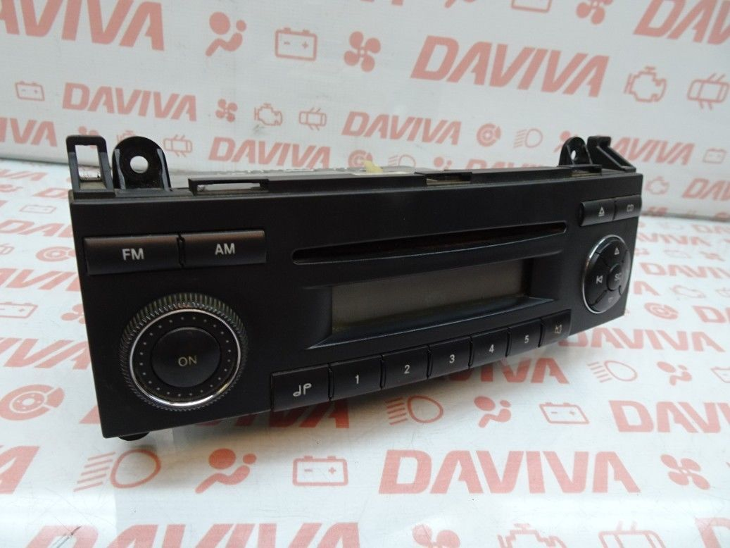 Primary image for MERCEDES BENZ SPRINTER W906 2006-2013 RADIO AUDIO DISC CD PLAYER HEAD UNIT
