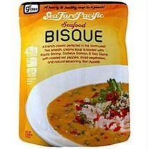 Seafare Pacific Seafood Bisque (8x9 Oz) - $67.35
