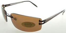 Serengeti Vialone Shiny Espresso / Polarized Drivers Sunglasses 7082 - $156.31