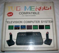 TV Games Atari 2600 Clone legendary TV console 256 Games #01 - $162.00