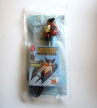 2003 Justice League Adventures HAWKGIRL Burger King Toy with Mini DC Com... - $8.99