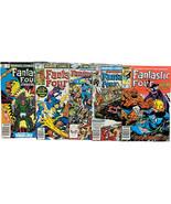 ~MARVEL COMICS~ FANTASTIC FOUR LOT Of (5) #16 (Annual), #218,#236,#240,#265 - $39.59