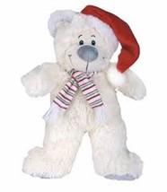 """Christmas Teddy Bear DIY Activity Kit or Fully Fluffed w/ Backpack 16"""" - $24.95"""
