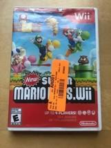 New Super Mario Bros. Wii (Nintendo Wii, 2009) - $8.90