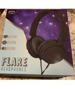 Headphones for Children Kids IHip Flare Flexible   Sound n Safe Listenin... - $29.05