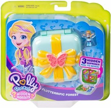 Polly Pocket Flutteriffic Forest - $12.86