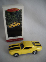 1969 Chevrolet Camaro Hallmark 1995 Keepsake Christmas Ornament  - $12.86