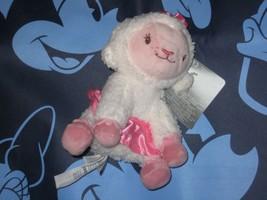 LAMBIE Disney Store. Doc McStuffins Soft Figure Plush Doll. New. image 2