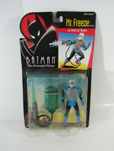 BATMAN THE ANIMATED SERIES MR. FREEZE  ACTION FIGURE DC COMICS - $21.77
