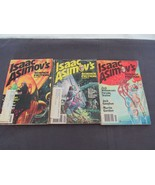 Isaac Asimov's Science Fiction Magazine Lot of 3 from 1978 - $14.93