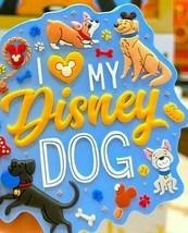 Disney World I Love My Disney Dog Magnet, NEW - $15.95