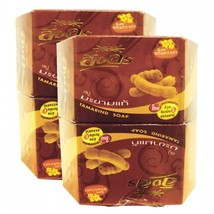 Tamarind Soap Ing-On 85 G Pack 4 - $32.00