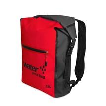 25L Waterproof Backpack, Outdoor Packable Bag / Dry Sack -  RED - $26.95