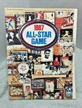 1987 Major League Baseball All Star Game Program Unscored 96 Pages - $12.19