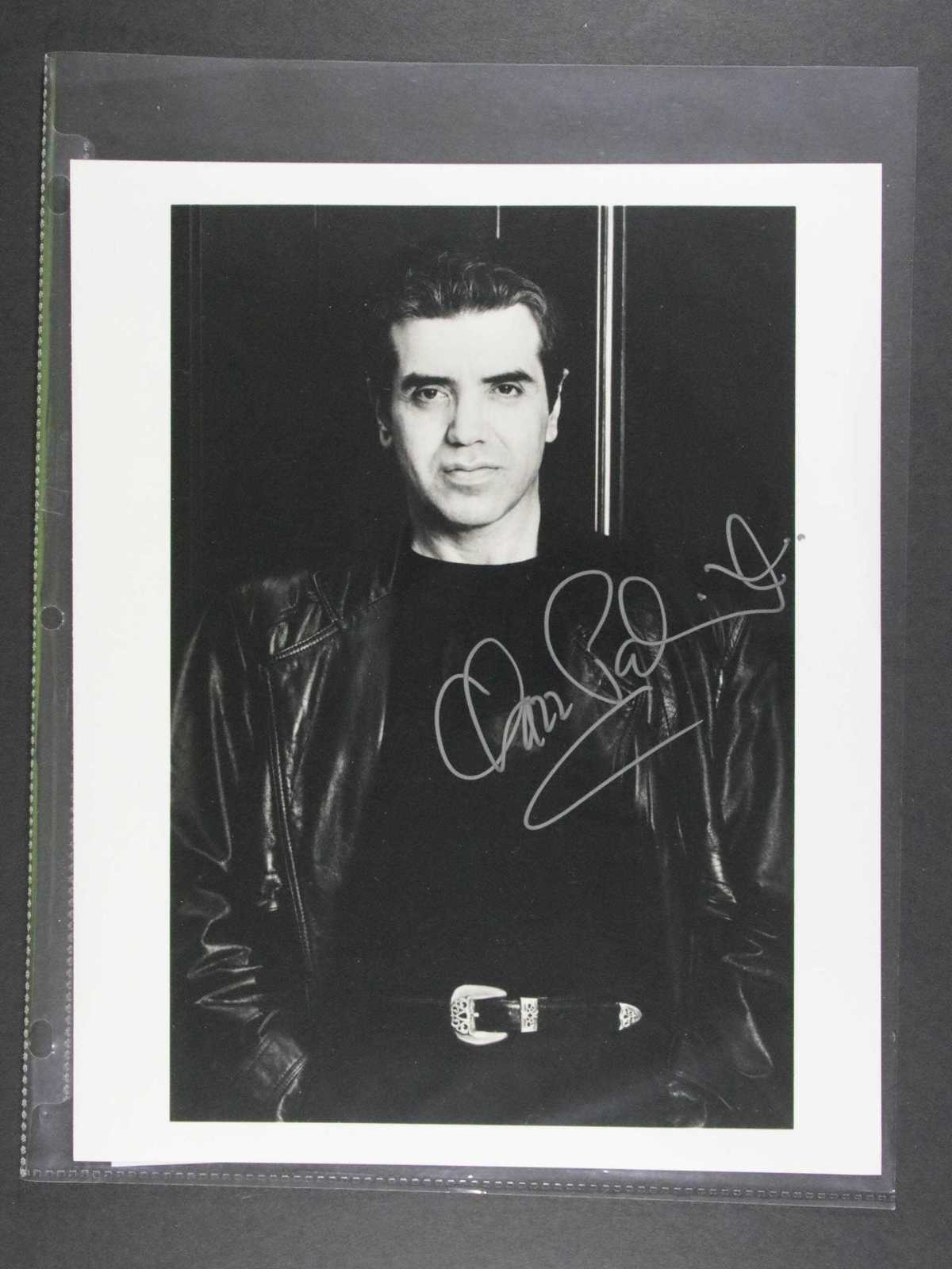 Primary image for Chazz Palminteri Signed Autographed Glossy 8x10 Photo