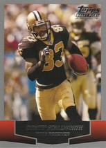2004 Topps Draft Picks and Prospects #91 Donte' Stallworth  - $0.50
