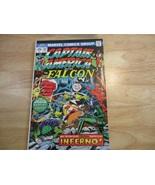 Captain America and the Falcon # 182 VF Condition 1975 Marvel Comics - $9.00