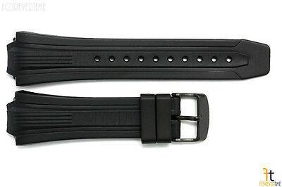 Citizen Eco-Drive BN0095-08A Black Rubber Watch Band Strap BN0095-08E image 2
