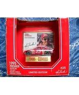 KEN SCHRADER 1995 SIGNED PREMIER EDITION STOCK CAR #25 MODEL CAR - $7.00