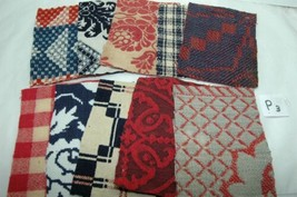 Coverlet Antique Sections for Pillows Appliques Hearts P3 - $9.50
