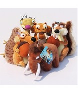 5 Pcs/set Ice Age 4 plush toy doll for gifts - $50.86