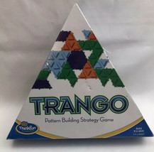 New - Trango - Pattern Building Strategy Game - $17.09