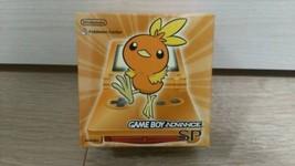 Nintendo Game Boy Advance SP Pokemon Center Torchic Orange Limited Editi... - $1,682.00