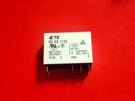 OZ-SS-112L, 12VDC Relay, TE Connectivity Brand New!! - $6.44