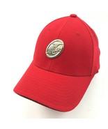 Vintage Reebok Allen Iverson Flexfit Chapeau I3 Édition Limitée Rouge - $37.67
