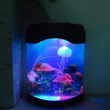 Aquarium Simulation Jellyfish Background Lamp Night Light - $33.30