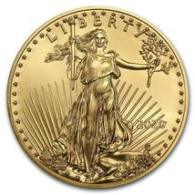 2020 1/10 oz Gold American Eagle in Original Mint Box - $295.00