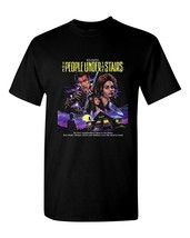 The People Under the Stairs T-Shirt cover art retro 90's Wes Craven horror movie image 1
