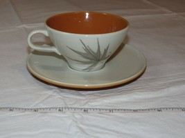 Informal True China by Iroques A Ben Seibel Design Tea/Coffee Cup and Sa... - $18.69