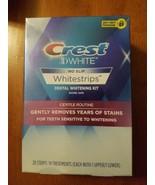Crest 3d White Gentle Routine Whitestrips.28 Strips Kit 14 treatments. E... - $23.76