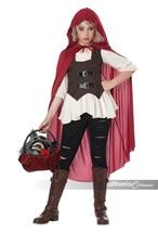 California Costumi Ain'T Afraid a No Lupo Cappuccetto Rosso Halloween 00537 - $28.27
