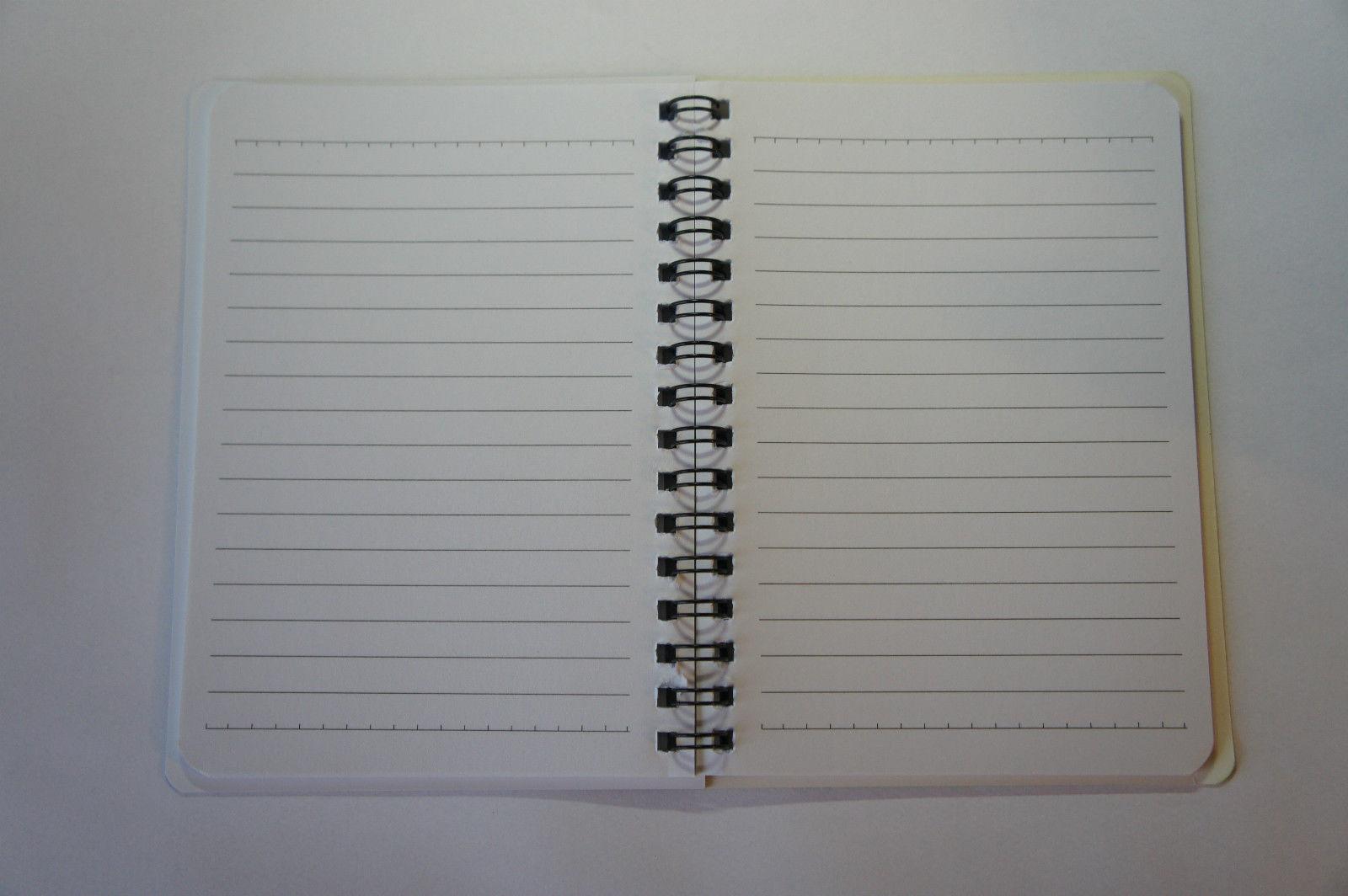 Barn Owl 3D Notebook