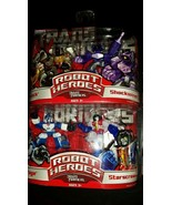 Transformer Lot - Robot Heroes - $93.49