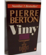Vimy by Pierre Berton Penguin non-fiction Paperback - $10.00