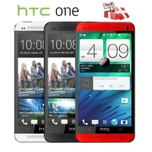 Unlocked Htc One M7 32GB Quad-core Mobile Smartphone Gold Silver Black - $122.76