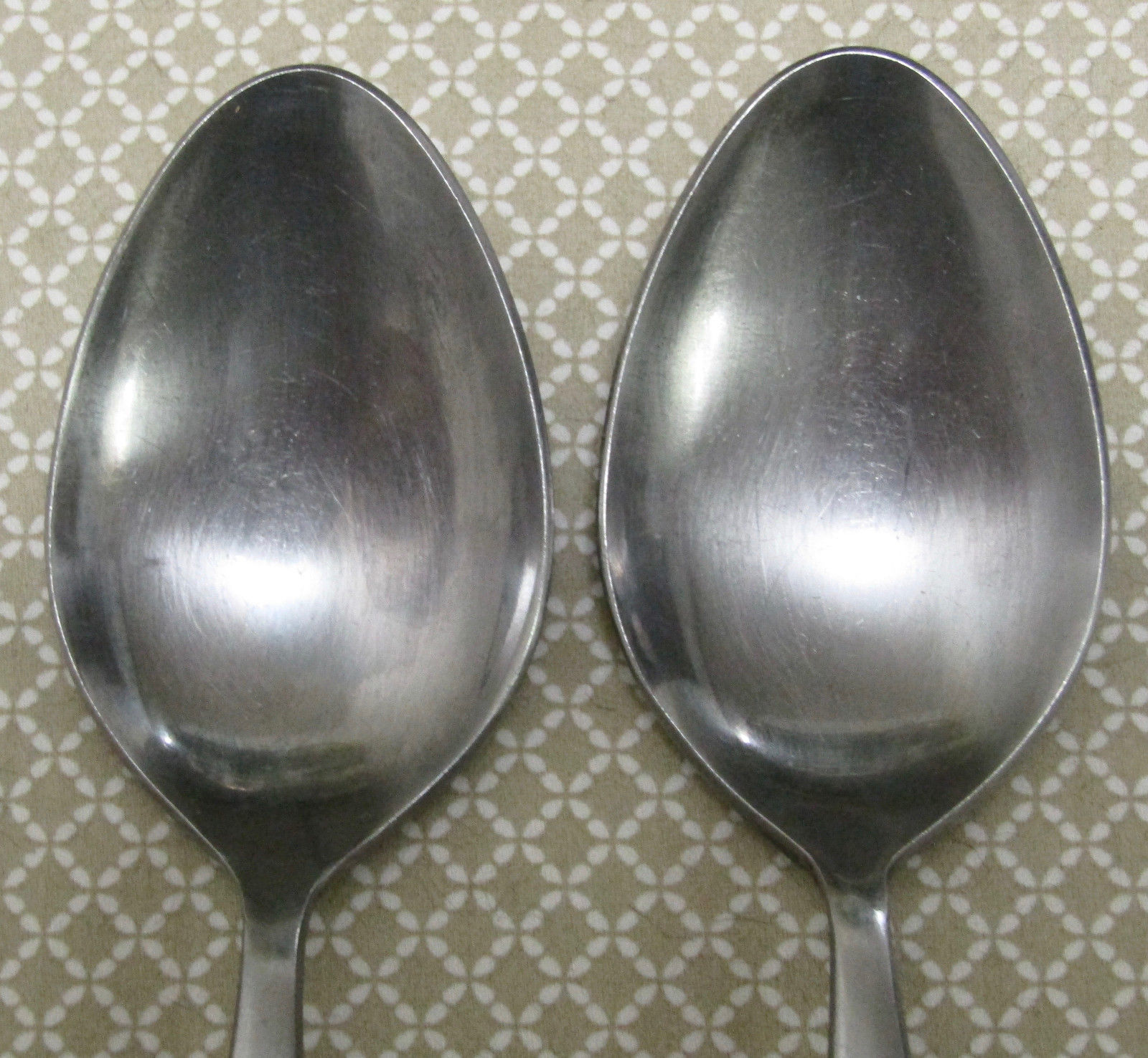 """Ekco Epic Canoe Muffin 8 1/4"""" Serving Spoons Set Of Two image 2"""