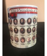 Presidents of the United States Coffee Mug - $14.50