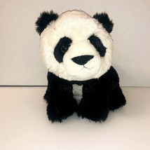 "10"" sitting PANDA BEAR plush stuffed animal  Good Quality Super Soft Toy... - $15.83"