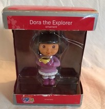 NEW ~ American Greetings Heirloom Dora the Explorer Christmas Tree Ornam... - $11.87