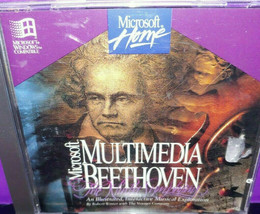 Microsoft Multimedia Beethoven The Ninth Symphony CD - $0.99
