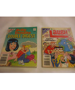 Archie Comics  Double Digest #41 1992 And  Archie Comics  Laugh #101 1993 - $11.24