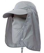 Fishing Hat 360°UV Protection Sun Hat, LC-dolida UPF 50+ Summer Men Women Sun - $21.62