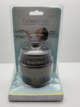 Carson Chase Shower Water Filter Sealed New Bronze Finish NIP - $15.99