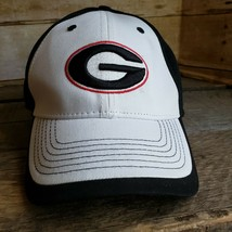 Georgia Bulldogs New Era Hat Stretch Fit M/L Ball Cap - $19.34