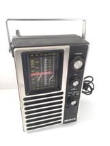 Seville Vintage Radio TV Band Weather Band Model 2201 Made In Hong Kong - $39.59
