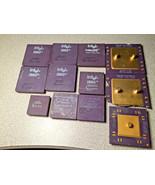 11.8 oz  Gold Scrap CPU Ceramic Mix Processor for Gold Recovery  - $149.00